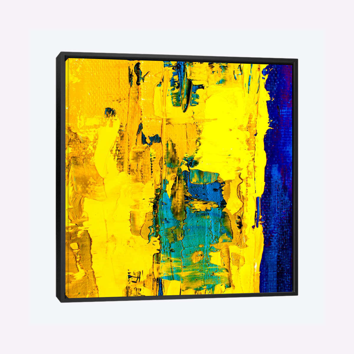 لوحات جدارية - أصفر تجريدي - لوحات جدارية - كانفسي - لوحة فنية جدارية تجريدية بألوان و تصاميم جذابة تعطي طاقة حيوية وتفاؤل و تتناسب مع جميع أثاثكم شاهد المزيد في متجر كانفسي