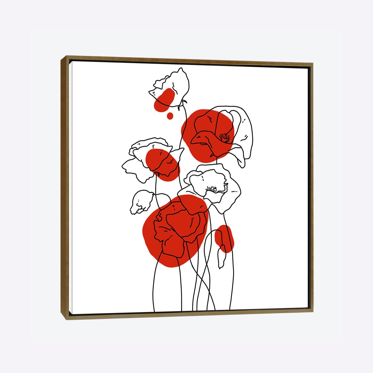 لوحات جدارية - جوري محور - لوحات جدارية - لوحات فنية مميزة - لوحة حائط مفعمة بألوان الأزهار والروح الطبيعية التي تبعثها لوحات الأزهار الفنية حيث تعطي سلام وذوق رفيع يتناسب مع جميع أثاثكم