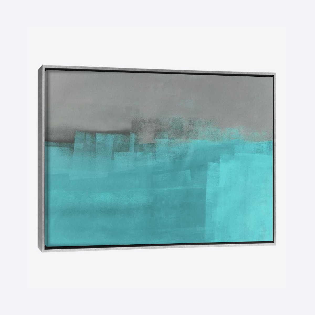 لوحات جدارية - تدرجات الرمادي والأزرق 1 - لوحات جدارية - كانفسي - لوحة فنية جدارية تجريدية بألوان و تصاميم جذابة تعطي طاقة حيوية وتفاؤل و تتناسب مع جميع أثاثكم شاهد المزيد في متجر كانفسي