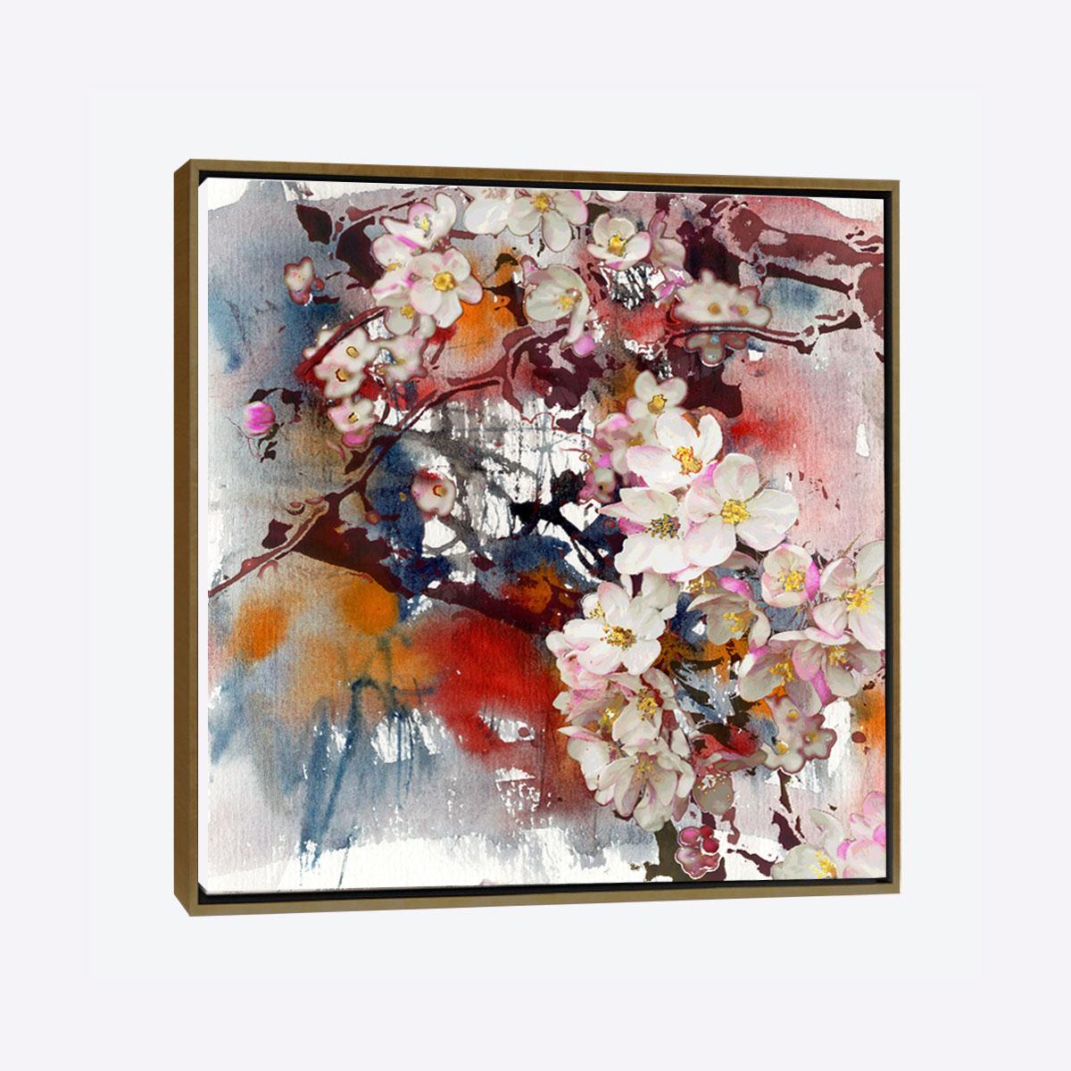 لوحات جدارية - أزهار غريبة - لوحات جدارية - لوحات فنية مميزة - لوحة حائط مفعمة بجمال تناثر الألوان المائية على كانفس مشدود عالي الجودة تعطي شعور السلام والفن الراقي مع بصمة الذوق الرفيع الذي يتناسب مع جميع أثاثكم