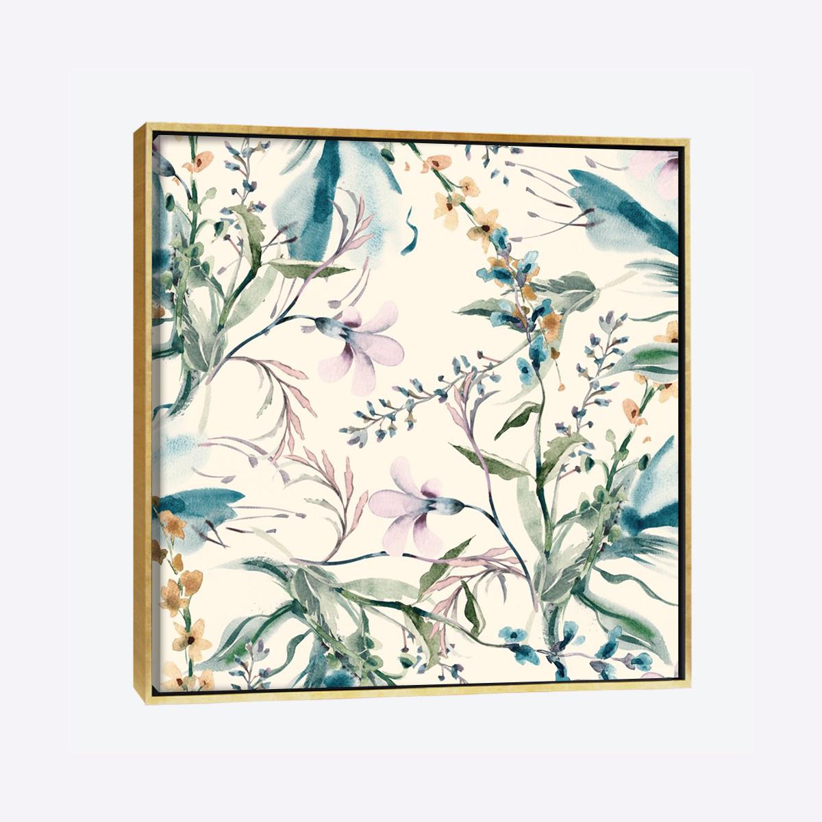 لوحات جدارية - حبال من الورود متعددة الألوان - لوحات جدارية - لوحات فنية مميزة - لوحة حائط مفعمة بألوان الأزهار والروح الطبيعية التي تبعثها لوحات الأزهار الفنية حيث تعطي سلام وذوق رفيع يتناسب مع جميع أثاثكم
